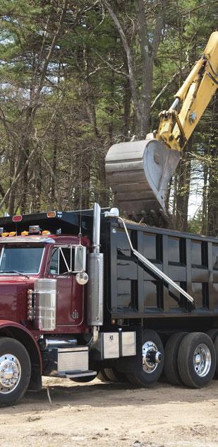 JC & JC Construction Inc. hauling services